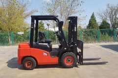 EP Forklift, Αεριο