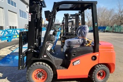 EP Forklift, Ντιζελ